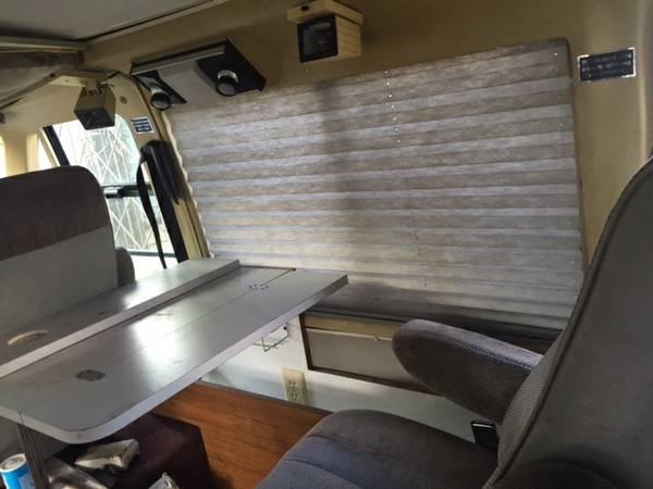 Vixen Rv Cabin on Bmw Fuel Filter