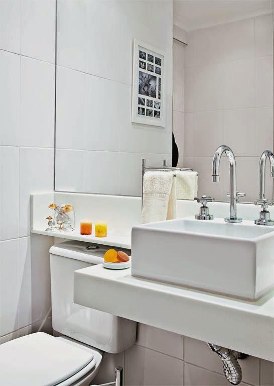 Gostosa reforma fotos que inspiram lavabo for Fotos lavabos