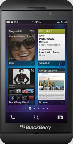 Blackberry 10 A new era for Blackberry