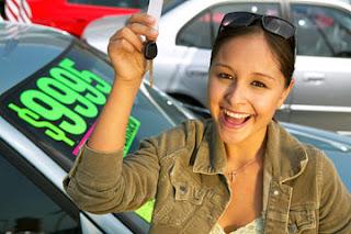 car loan, car financing, buy a new car with bank loan