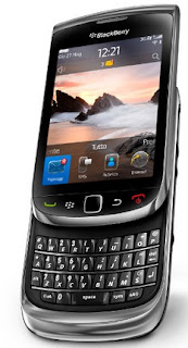 Gambar BlackBerry Torch 9800