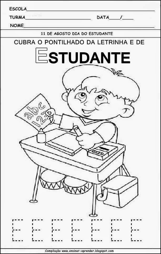 Atividades Dia do Estudante