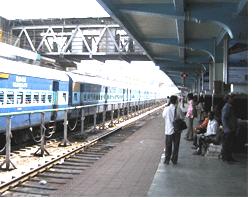 TRAIN BLOCK :: MUMBAI LOCAL