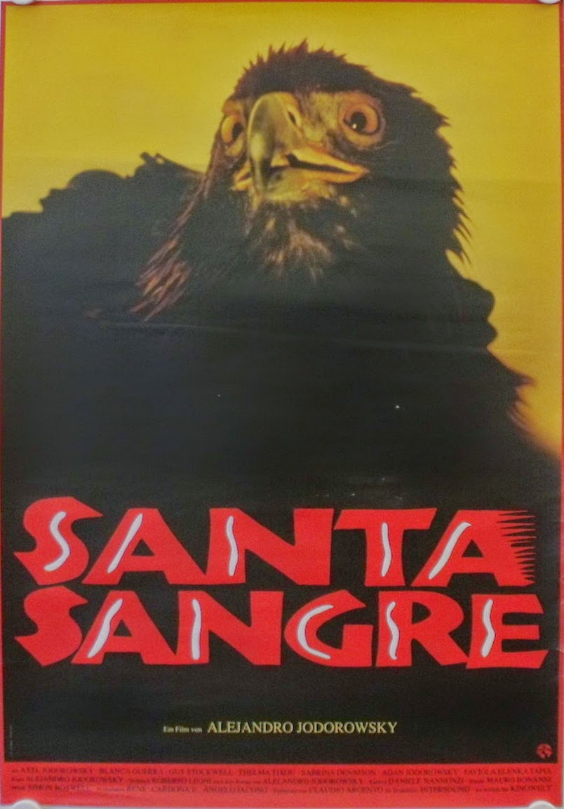 santa sangre by alejandro jodorowsky impact This is only the beginning of santa sangre, the mind-blowing fever dream of a thriller by the one-and-only writer/director/mystic alejandro jodorowsky.