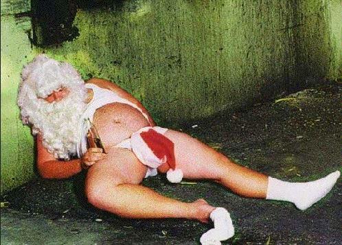 Ho ho, no!