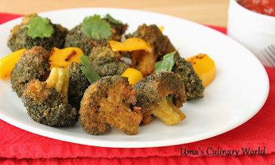 Broccoli Pakode