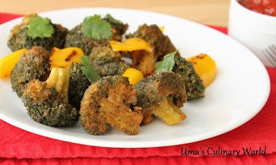 Broccoli Pakode