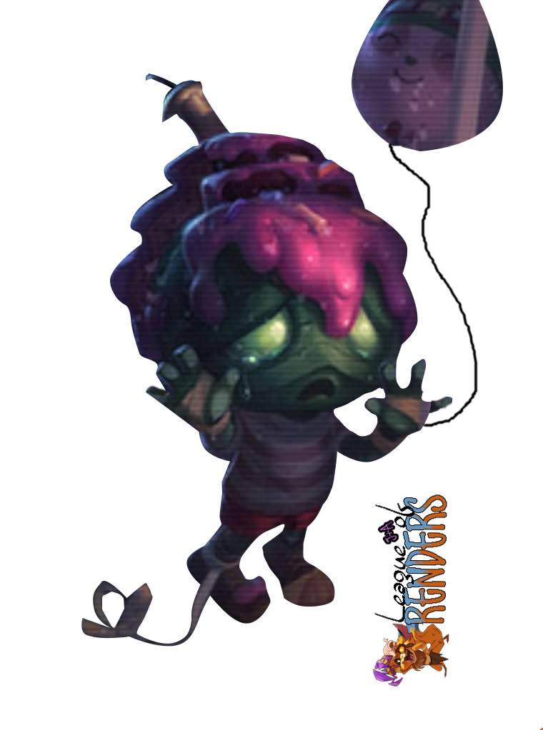 Render Surprise Party Amumu