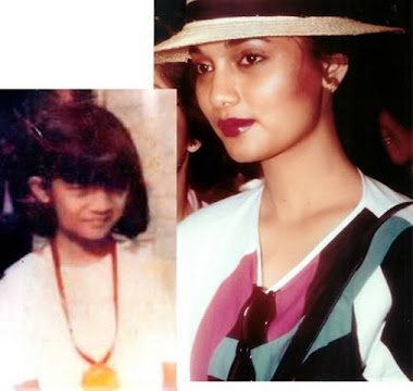 Chikita Fawzi & Marissa Haque Ibunya