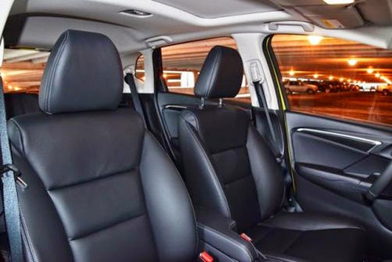 Honda Pi Honda Jazz Voted Best Mobile Interior