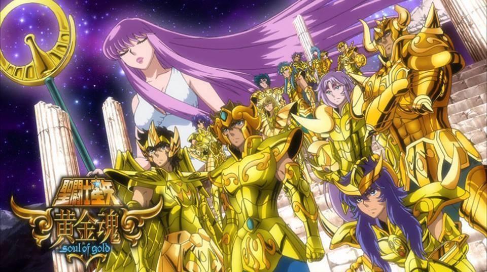 Ranking de Mejor Caballero Dorado, anime Los Caballeros del ...
