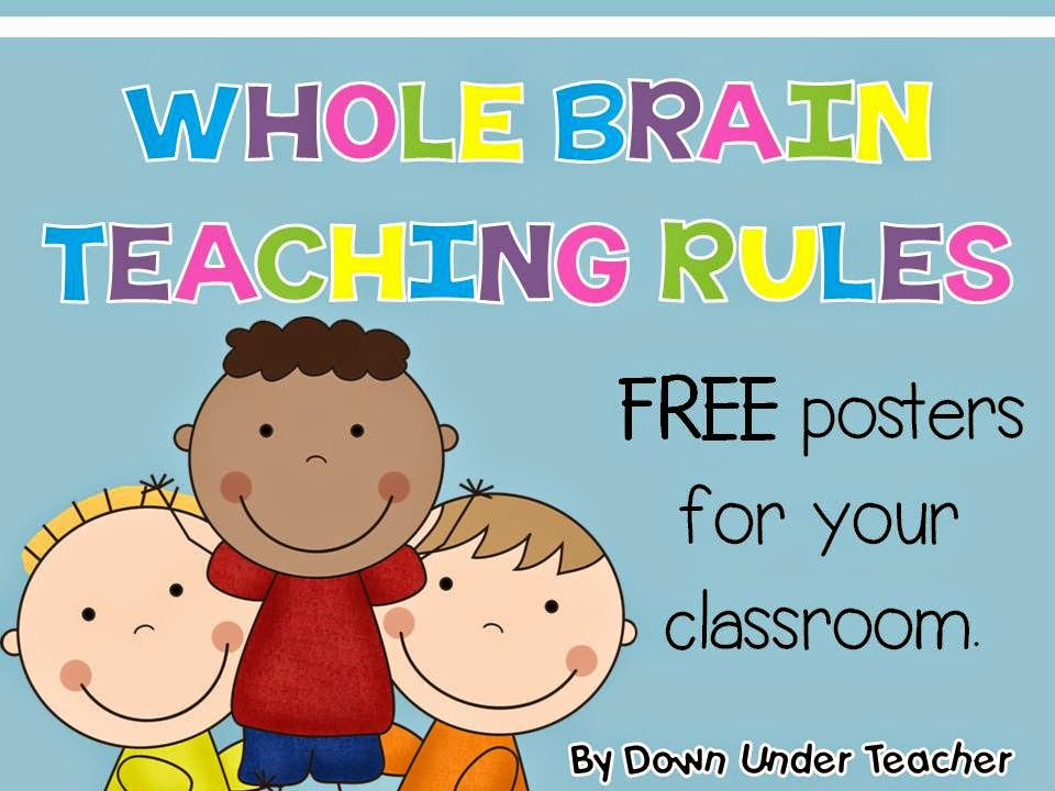 http://www.teacherspayteachers.com/Product/Whole-Brain-Teaching-Rules-Freebie-1633055