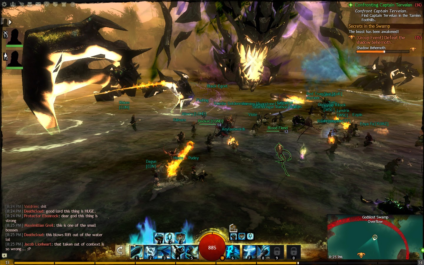 guild wars 2 how to fly