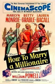 Como Casarse Con Un Millonario (1953) Español Latino DVDRip