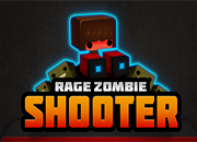 juego Rage Zombie Shooter