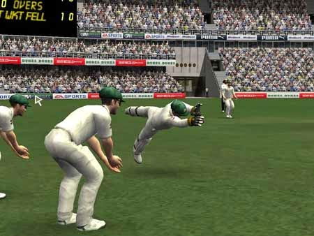 EA Cricket 2004 Free Download Full Game