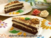 Mrkvová torta - recept