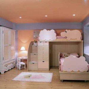 Dise o y decoraci n de cuartos infantiles abracadabra for Diseno de habitaciones infantiles