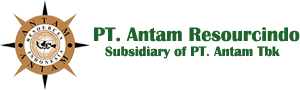 PT Antam Resourcindo logo