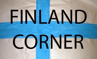 Finland corner