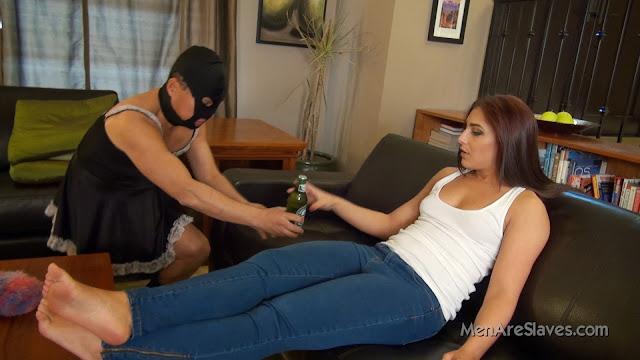 slave obey mistress