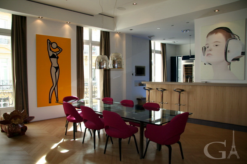Located At The Heart Of Paris, Glamour Apartment Looks Forward To Make  Every Stay Memorable By Providing A Range Of Value Added Services Like  Studio ...