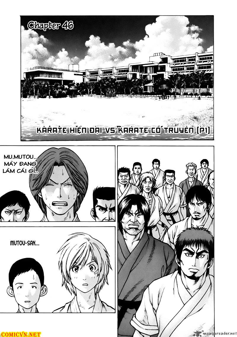 Karate Shoukoushi Kohinata Minoru chap 46 Trang 3