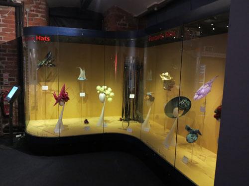 Hat Works Museum, Stockport, UK