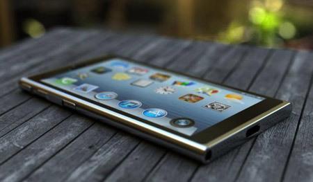 Apple 2013 Yılında da Durmuyor ( iPhone 6 konsept tasarımı )