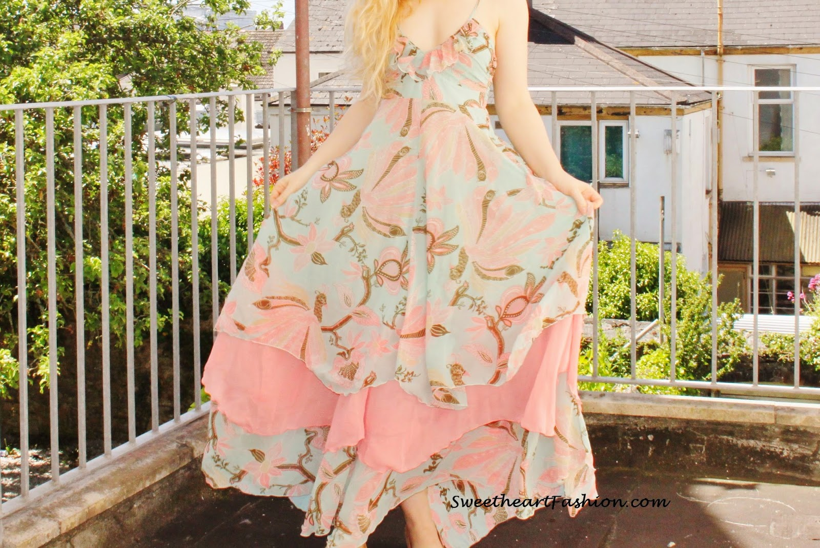 Sweetheart Fashion H&M Summer Dress