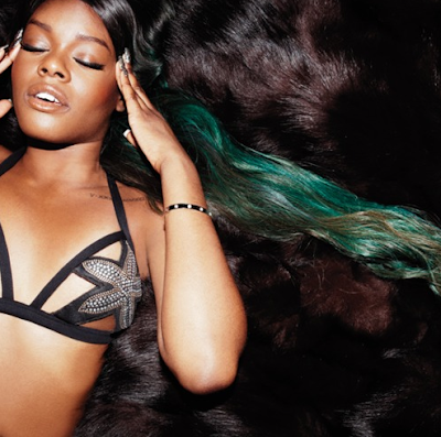 Azealia Banks, The Strokes cover