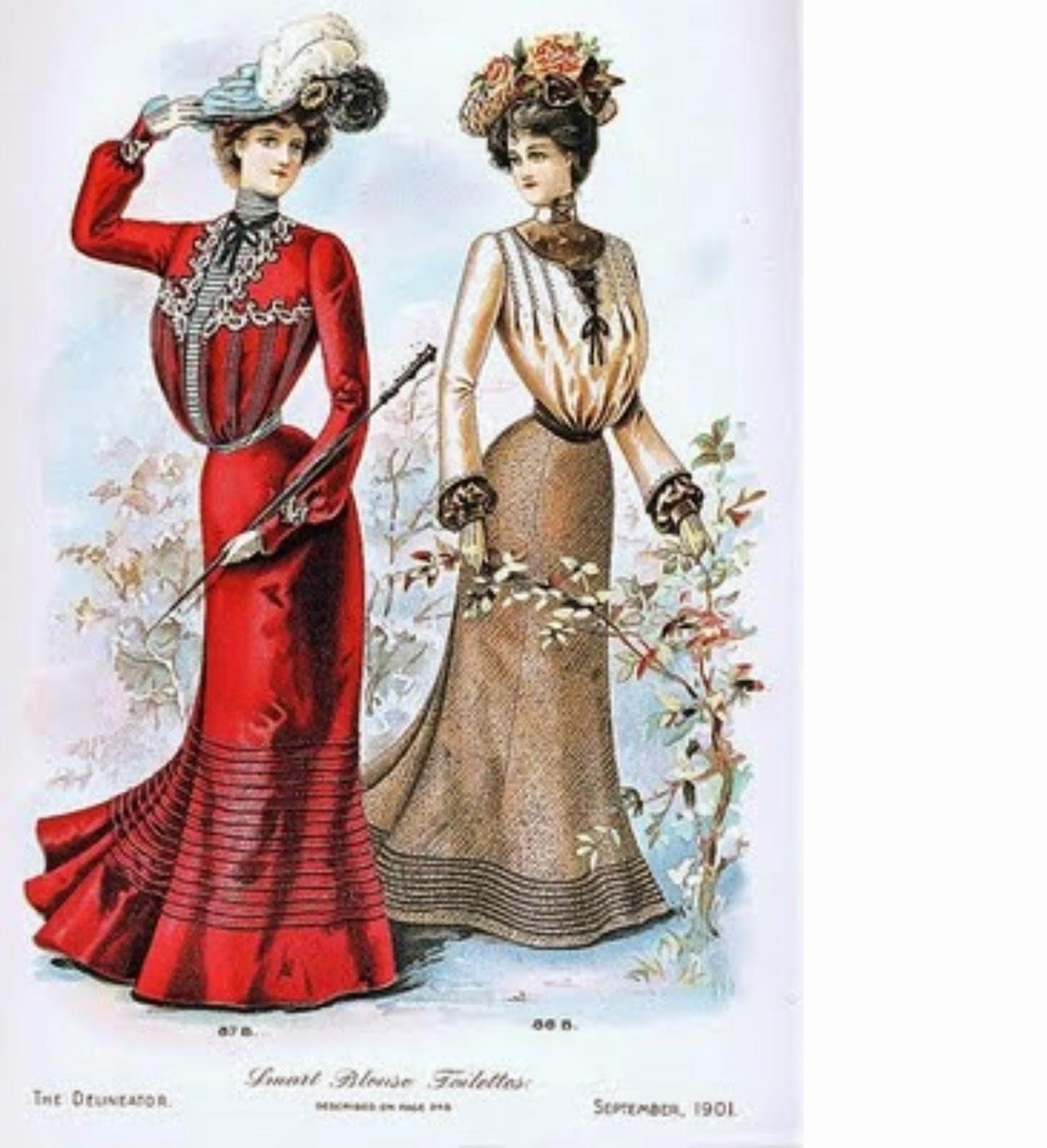 English fashion through the ages 97