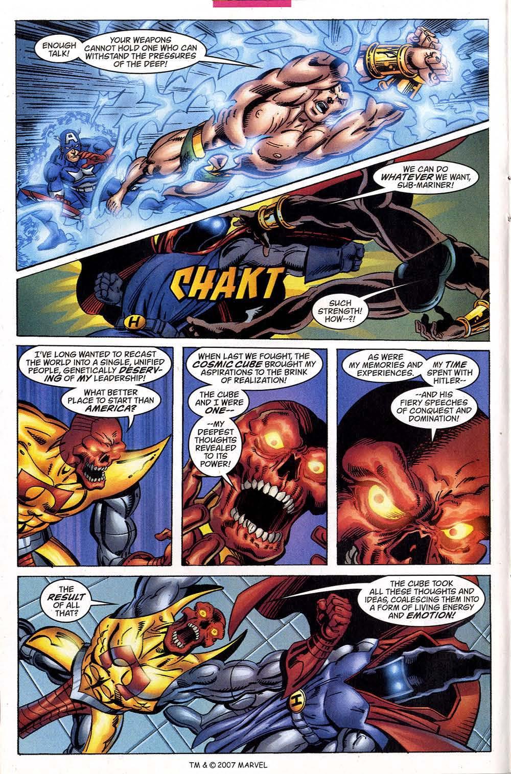Captain America (1998) Issue #48 #55 - English 12
