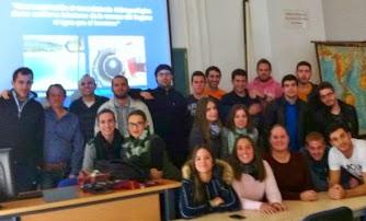 Conferencia en la Universidad de Murcia 10.12.2014