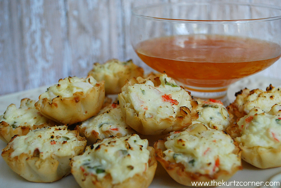 Crab Meat Recipes With Cream Cheese Baked Cream Cheese Amp Crab