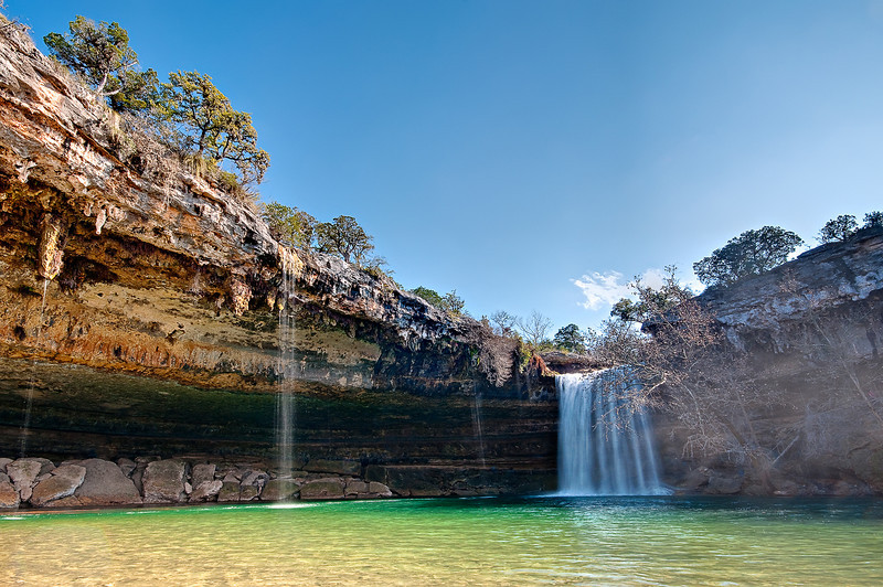 Our Amazing Planet Earth Hamilton Pool