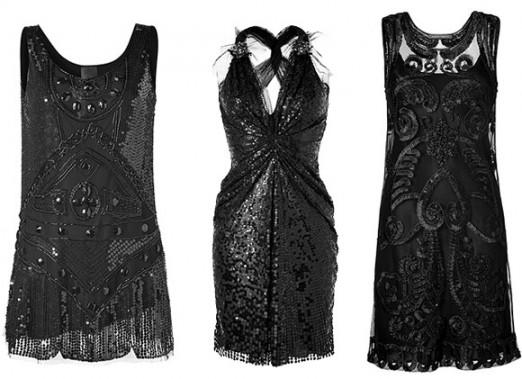 Платья летние классические черные от ведущих брендов