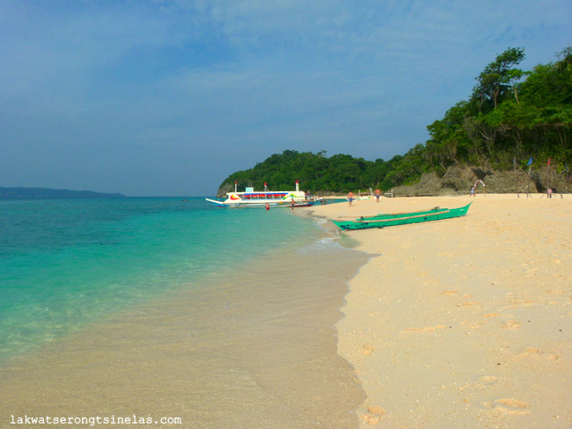 PUKA BEACH OF BORACAY ISLAND
