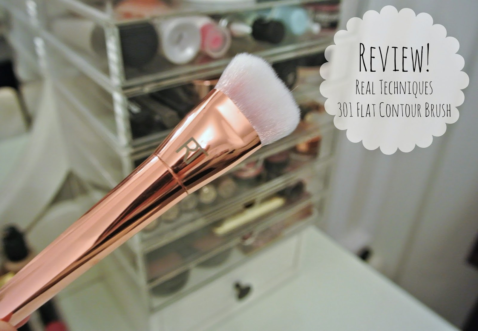 real techniques bold metals contour brush. as soon i saw the bold metals collection featured on real technique\u0027s instagram knew had to have them, more specifically flat contour brush but techniques