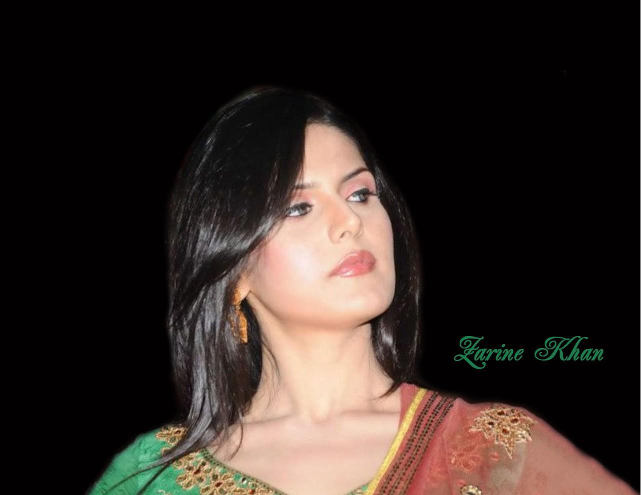 Zarin Khan HD Wallpape...