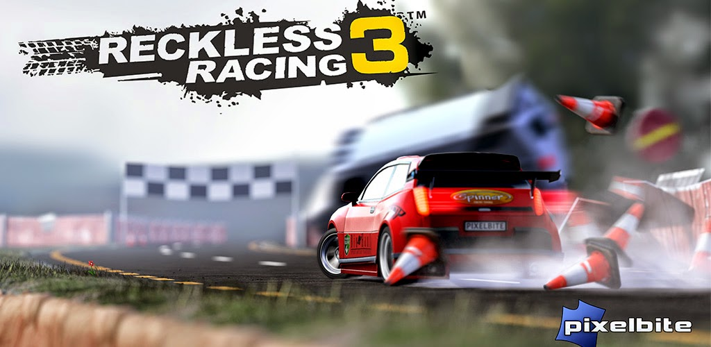 Download Reckless Racing 3 Apk + Data