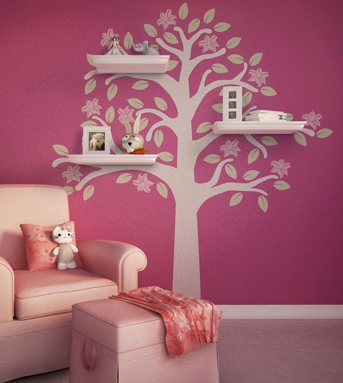 http://www.wisedecor.com/decor/wall-art/Flowering-Tree-Shelf-Decal.html