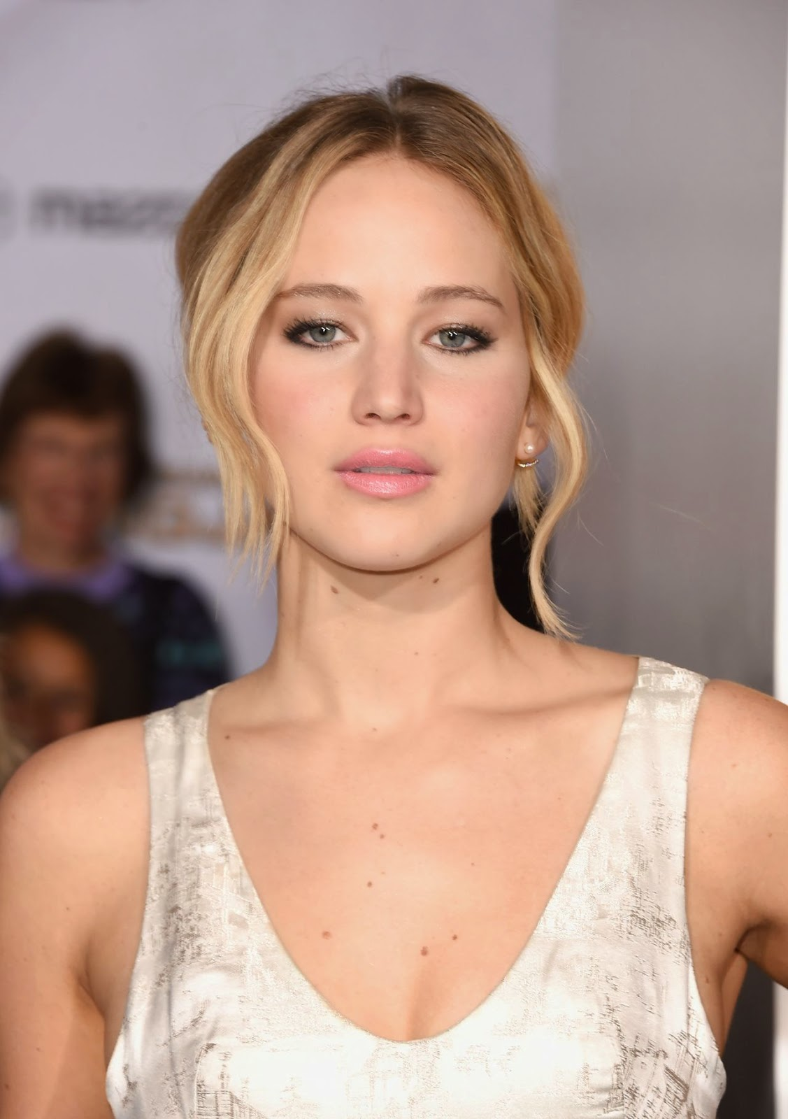 Jennifer Lawrence is c...