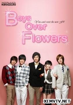 Vườn Sao Băng - Boys Over Flowers