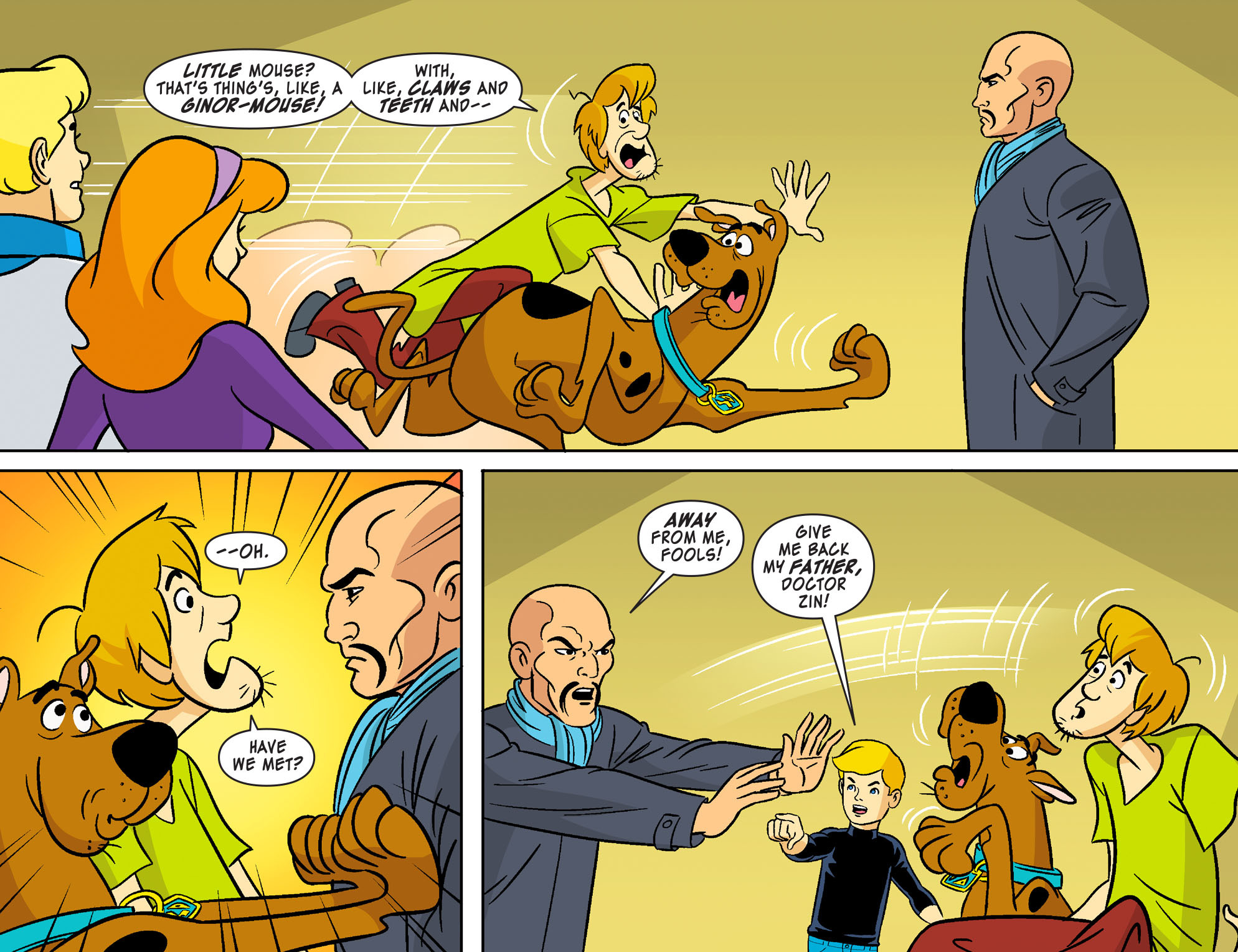 Read online Scooby-Doo! Team-Up comic -  Issue #20 - 16
