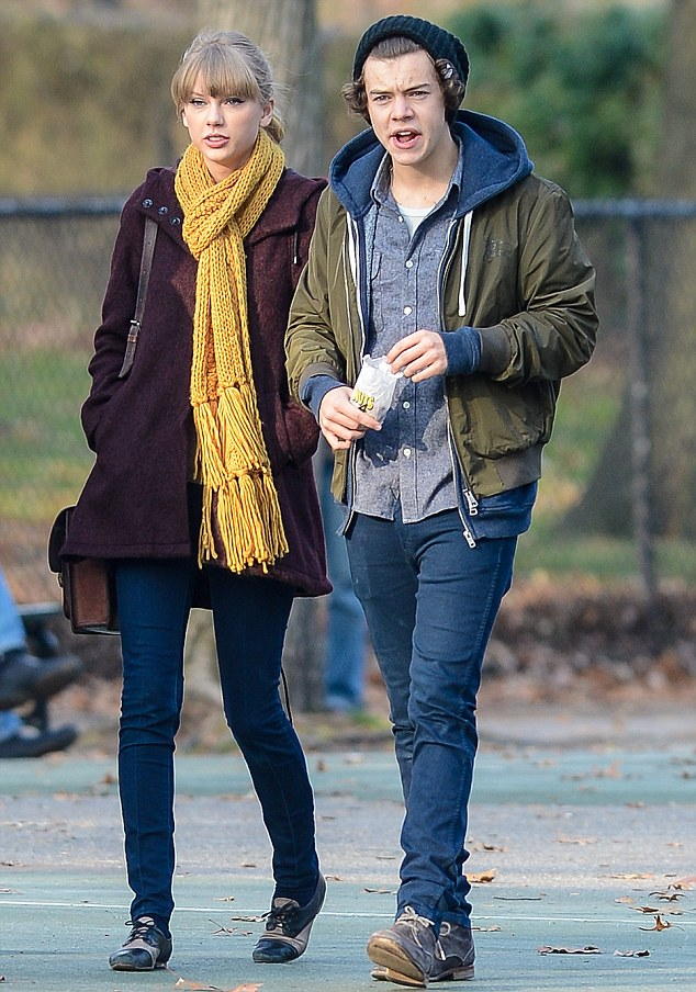 taylor swift dating harry styles 2012 Harry styles was born in redditch in january 2012 harry tweeted that the relationship had mutually taylor swift harry dated american singer taylor swift.