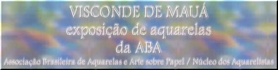 EXPOSIÇÃO DA ABA EM VISCONDE DE MAUÁ