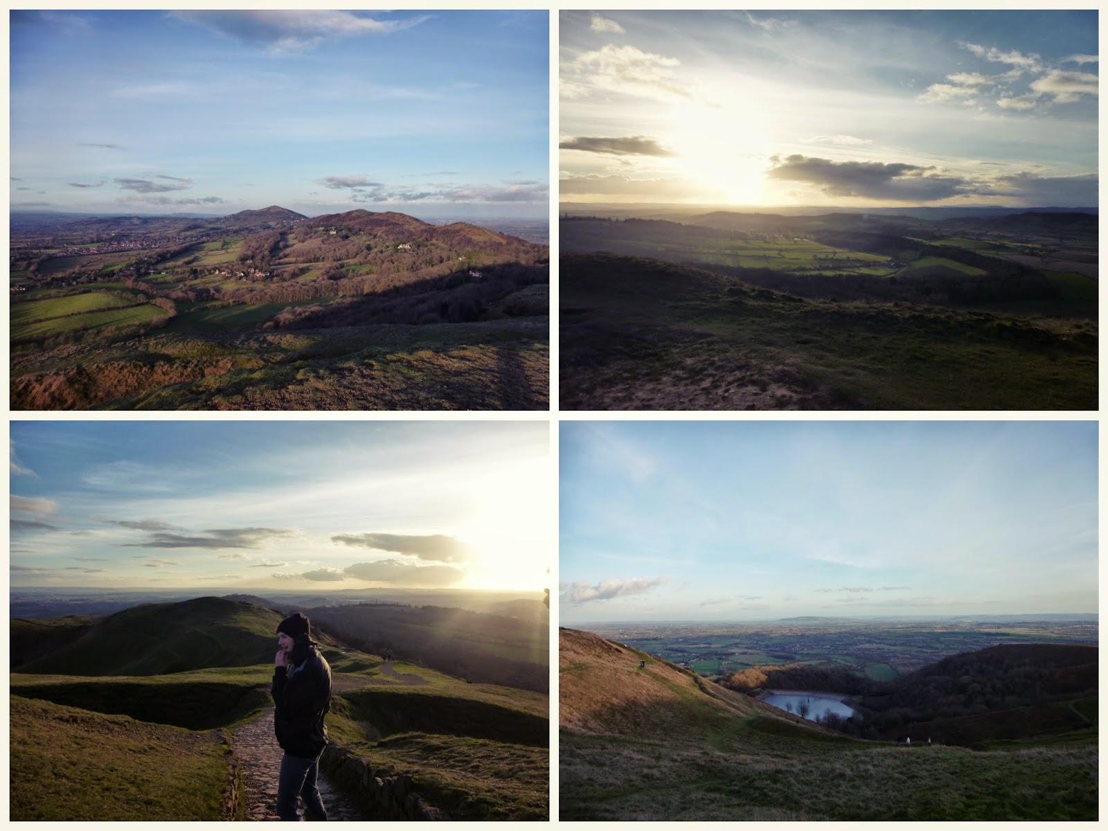 malvern hills england