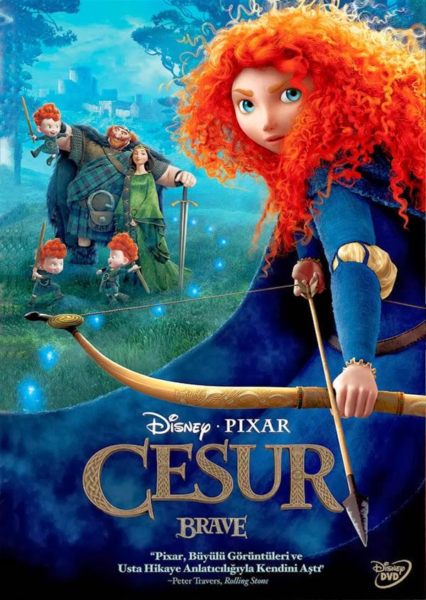 Cesur - Brave 2012 3D BluRay 1080p Türkçe Dublaj indir