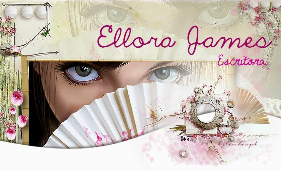 Ellora James. Escritora